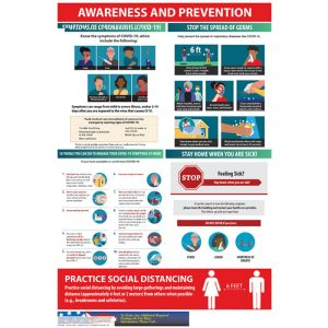 Awareness Prevention Poster