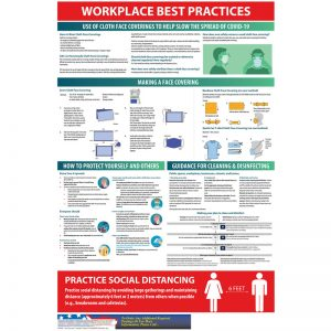 Workplace Best Practices Poster